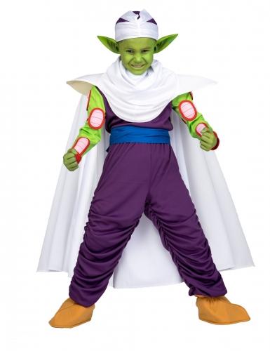 Disfraz Piccolo Dragon Ball™ niño con maquillaje en caja