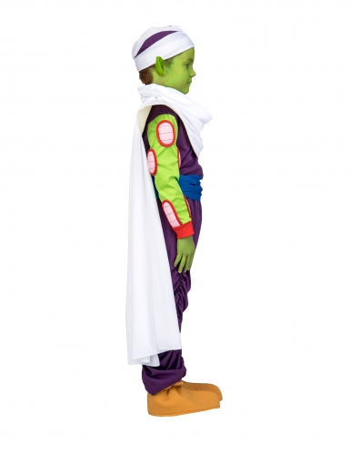 Disfraz Piccolo Dragon Ball™ niño con maquillaje en caja-1