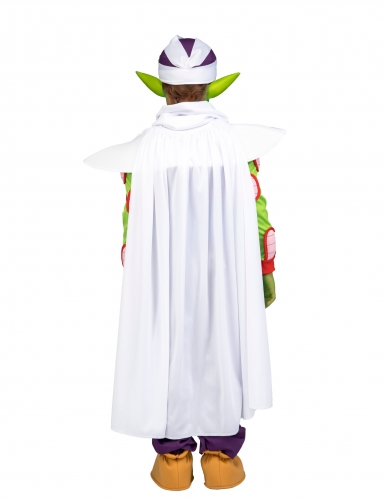 Disfraz Piccolo Dragon Ball™ niño con maquillaje en caja-2