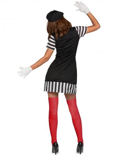 Disfraz mimo mujer-2