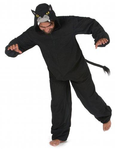 Disfraz pantera negra mono hombre-1
