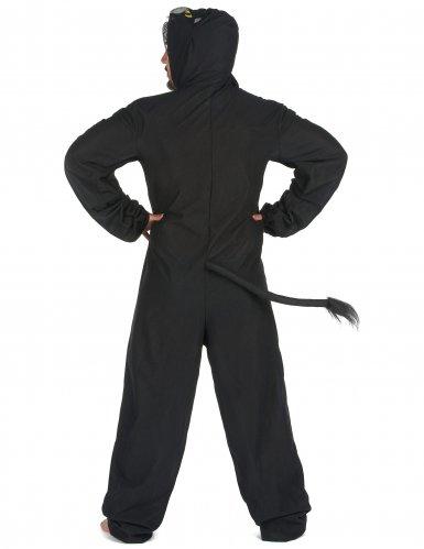 Disfraz pantera negra mono hombre-2