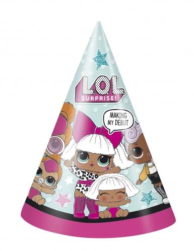 8 Sombreros fiestas LOL Surprise™