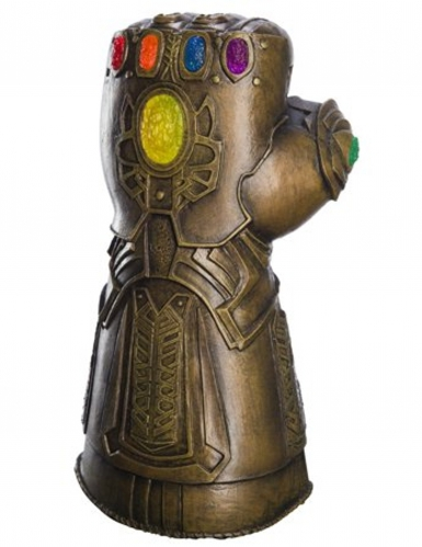 Guante lujo Thanos Avengers Infinity War™ 38 cm adulto