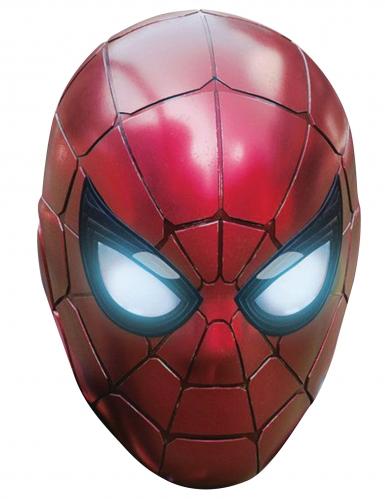 Máscara de cartón iron Spider Avengers Infinity War™ adulto