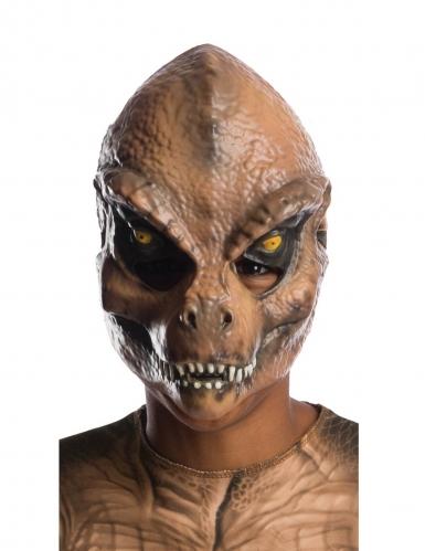Semi máscara de plástico T-rex Jurassic World™