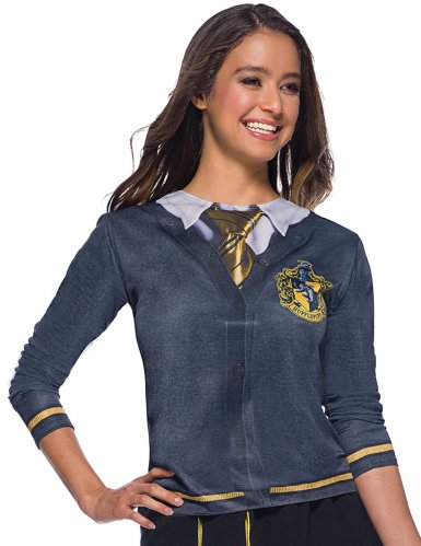Camiseta Hufflepuff Harry Potter™ adulto