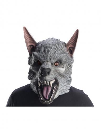 Máscara de lujo Ralph de Proyecto Rampage™ adulto