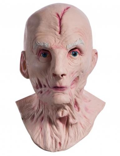 Máscara de látex Snoke Líder Supremo The Last Jedi™ adulto