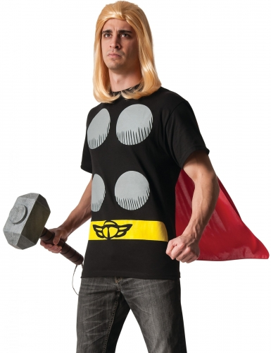 Camiseta con capa Thor™ adulto