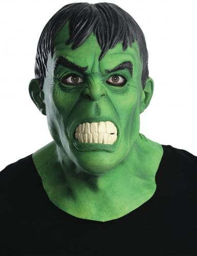 Máscara de látex Hulk™ adulto