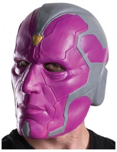 Máscara Vision Captain America Civil War™ adulto