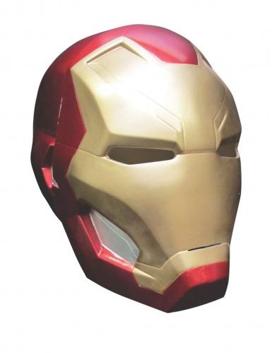 Máscara completa Iron Man Captain America Civil War™ adulto