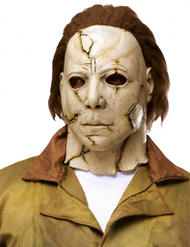Máscara lujo Michael Myers™ adulto