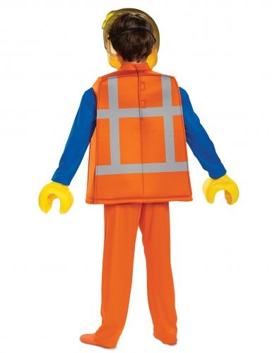 Disfraz lujo Emmet La Gran Aventura Lego 2™-1