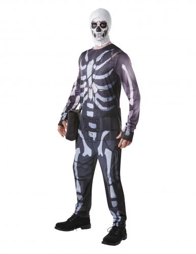 Disfraz Skull Trooper Fortnite™ adulto