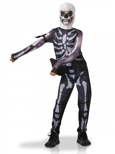 Disfraz Skull Trooper Fortnite™ adolescente