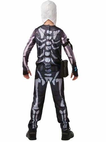 Disfraz Skull Trooper Fortnite™ adolescente-2
