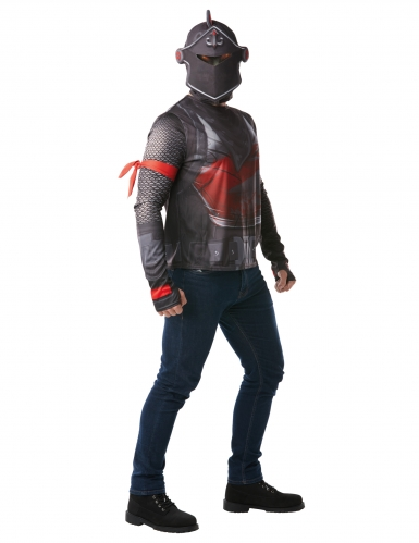 Camiseta y casco Black Knight Fortnite™ adulto