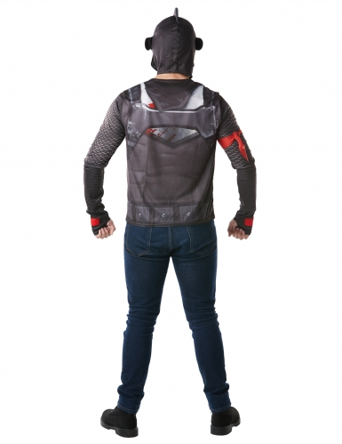 Camiseta y casco Black Knight Fortnite™ adulto-1