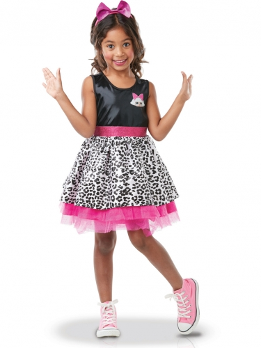 Disfraz lujo Diva LOL Surprise™ niña