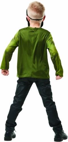 Camiseta con máscara Hulk™ niño-2