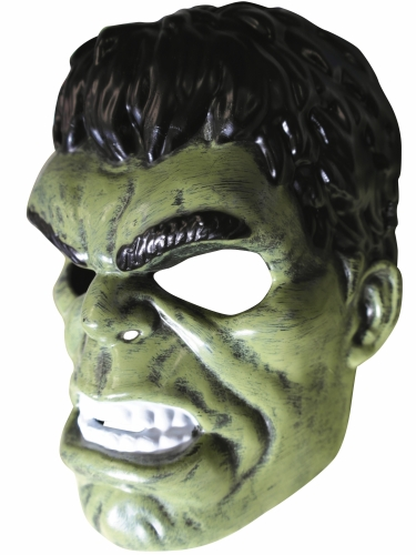 Camiseta con máscara Hulk™ niño-3