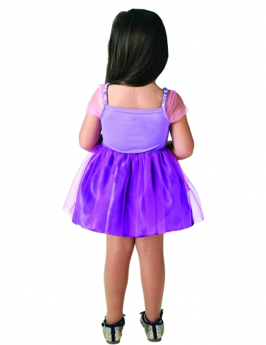 Disfraz princesa Rapunzel™ bailarina niña-1