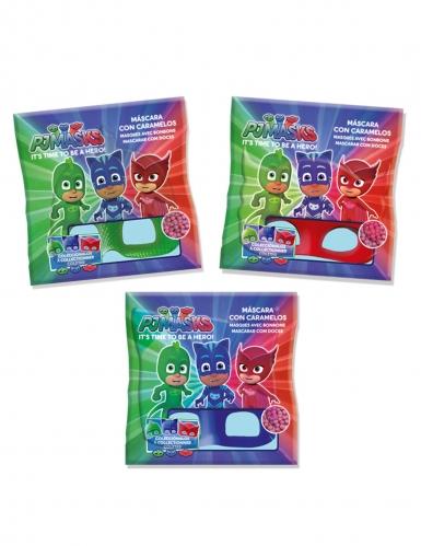 Semi máscara con caramelos PJ Masks™ Buhíta-1