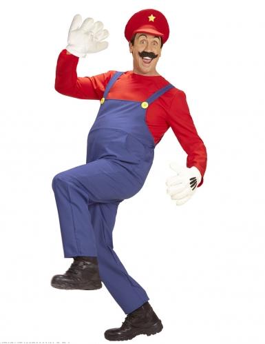 Disfraz super fontanero hombre-1