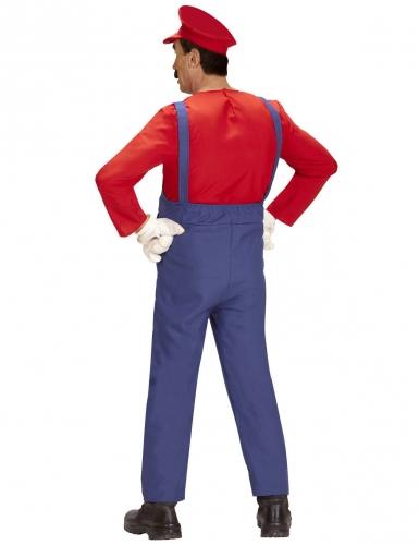 Disfraz super fontanero hombre-2