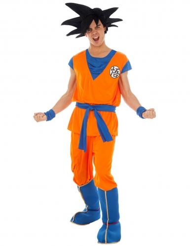 Disfraz Goku Saiyan Dragon Ball Z™ adulto