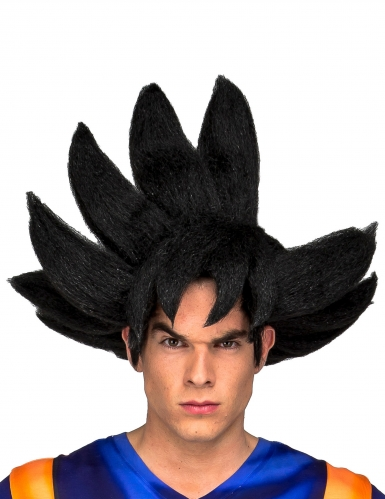 Peluca Goku Dragon Ball™ adulto