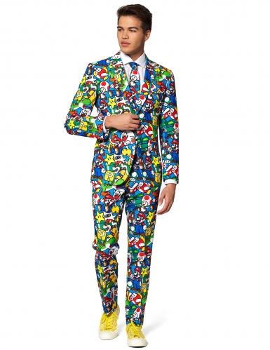Disfraz Mr. Super Mario™ adulto Opposuits™