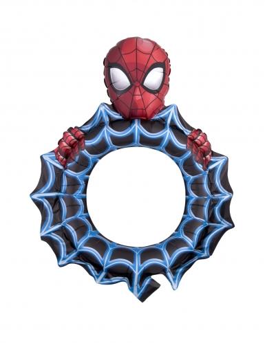 Globo aluminio marco Spiderman™ 68 x 81 cm
