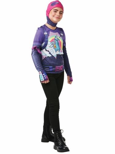 Camiseta y máscara Brite Bomber Fortnite™ adolescente-1