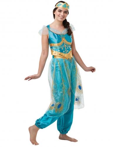 Disfraz clásico princesa Jasmine live action™ mujer
