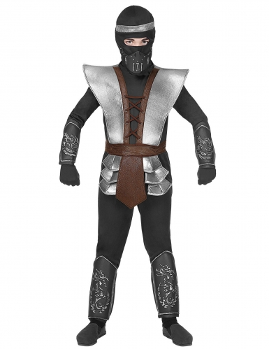 Disfraz master ninja niño-2