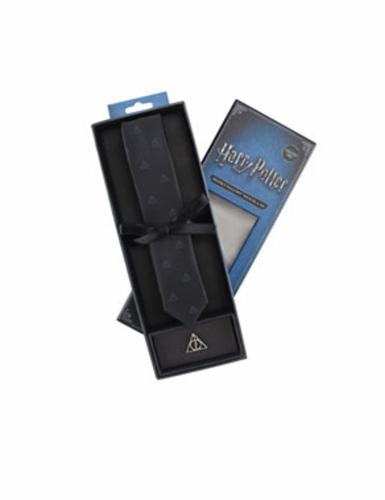 Réplica de corbata y pin de lujo Las Reliquias de la Muerte - Harry Potter™-1