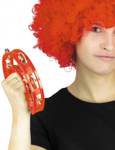 Pandereta roja 40 cm