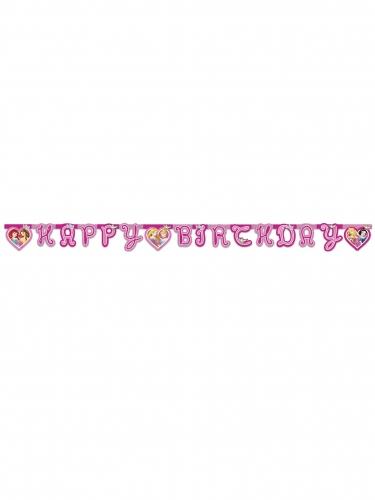 Guirlanda happy birthday princesas Disney Dreaming™-1