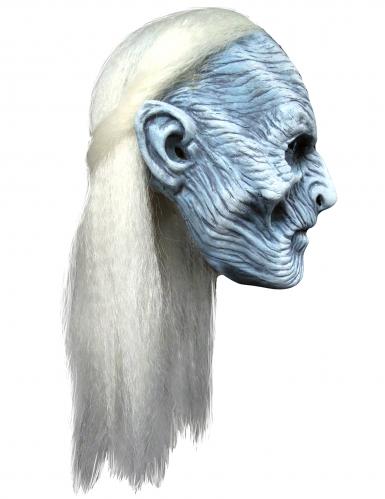 Máscara Juego de Tronos™ caminantes blancos lujo adulto-1