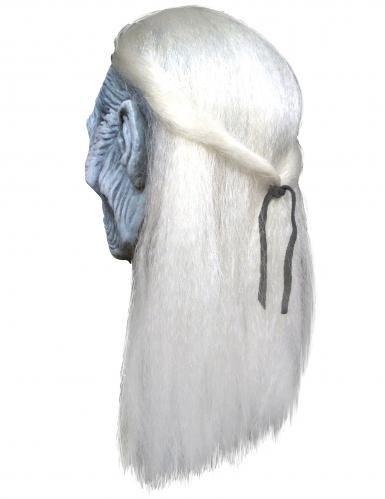 Máscara Juego de Tronos™ caminantes blancos lujo adulto-2