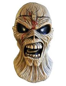 Máscara piece of mind Iron Maiden™ lujo adulto