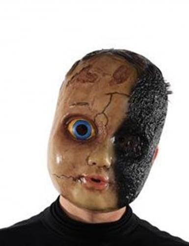 Máscara Charred Charlie adulto