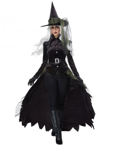 Disfraz bruja gótica adulto-2