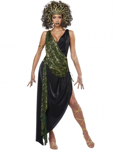 Disfraz medusa mujer