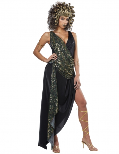 Disfraz medusa mujer-2