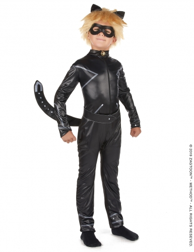 Disfraz Miraculous™ Cat Noir niño