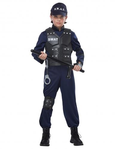 Disfraz SWAT niño-1